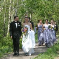 Aspen Lodge at Estes Park offers a variety of locations for wedding ceremonies and receptions.