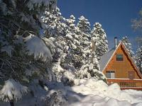 Another Cabin Blessed With Snow